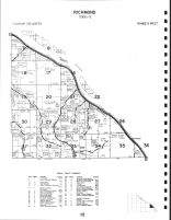 Code 12 - Richmond Township, Winona County 2004